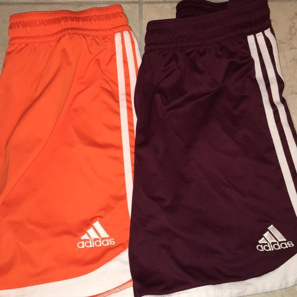 adidas Pants - Adidas Soccer Athletic Shorts